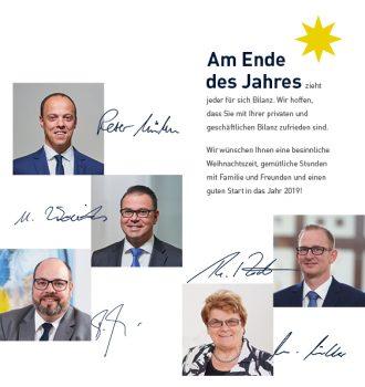 Unsere Partner der Kanzlei Bad Kissingen